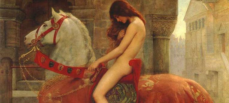 La légende de Lady Godiva