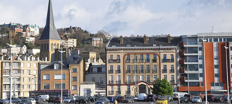 Au Havre : un logement social et naturiste ?