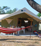 Tente Naturalodge 4p -7ans