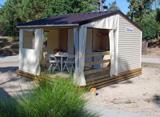 Tithome 5 personnes - 2 chambres -20m² + 10m² de terrasse couverte