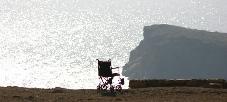 Le handicap n'est pas une entrave au naturisme