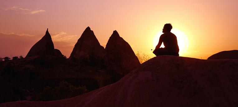 La méditation naturiste: un tremplin vers une vie plus saine