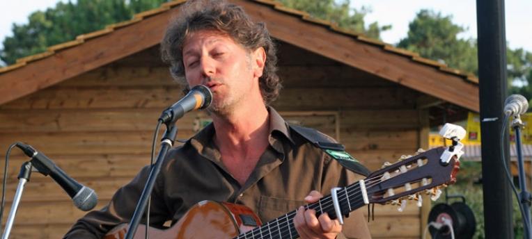 Musique au camping du CHM Montalivet