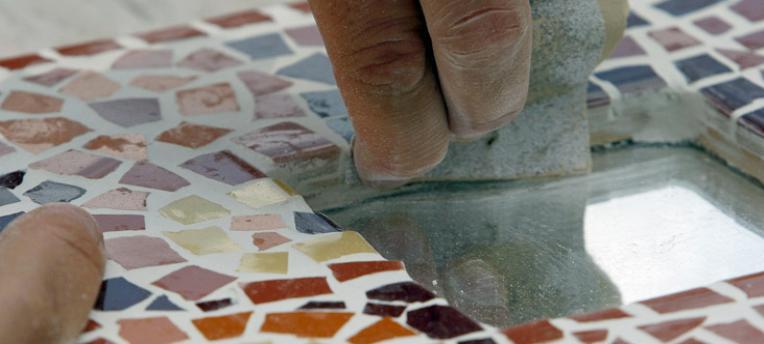 Création de mosaïque