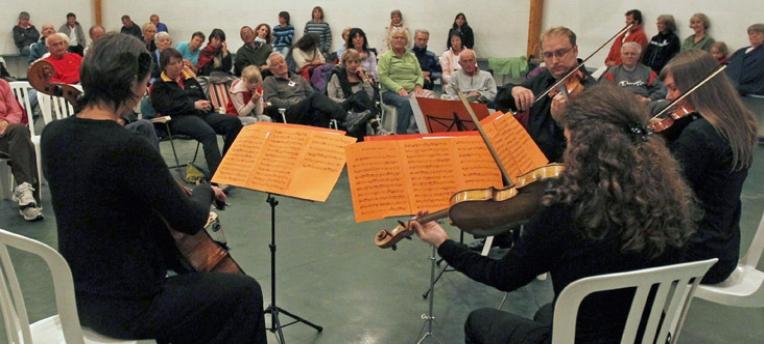 Musique classique, CHM Montalivet