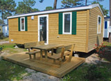 Mobil-home 4/6p -7ans